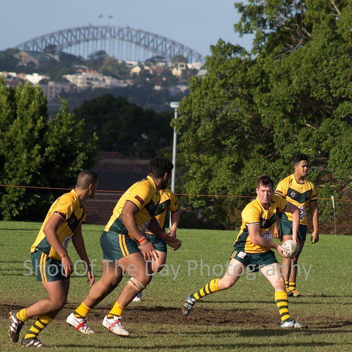 Not bad having the #coathanger as the backdrop to your @fivedock_dockers1963 #rugbyleague match #sportsphotography #shotoftheday #rugby #sydneyharbourbridge #fivedock #innerwestsydney by shotofthedayphotography http://ift.tt/1NRMbNv