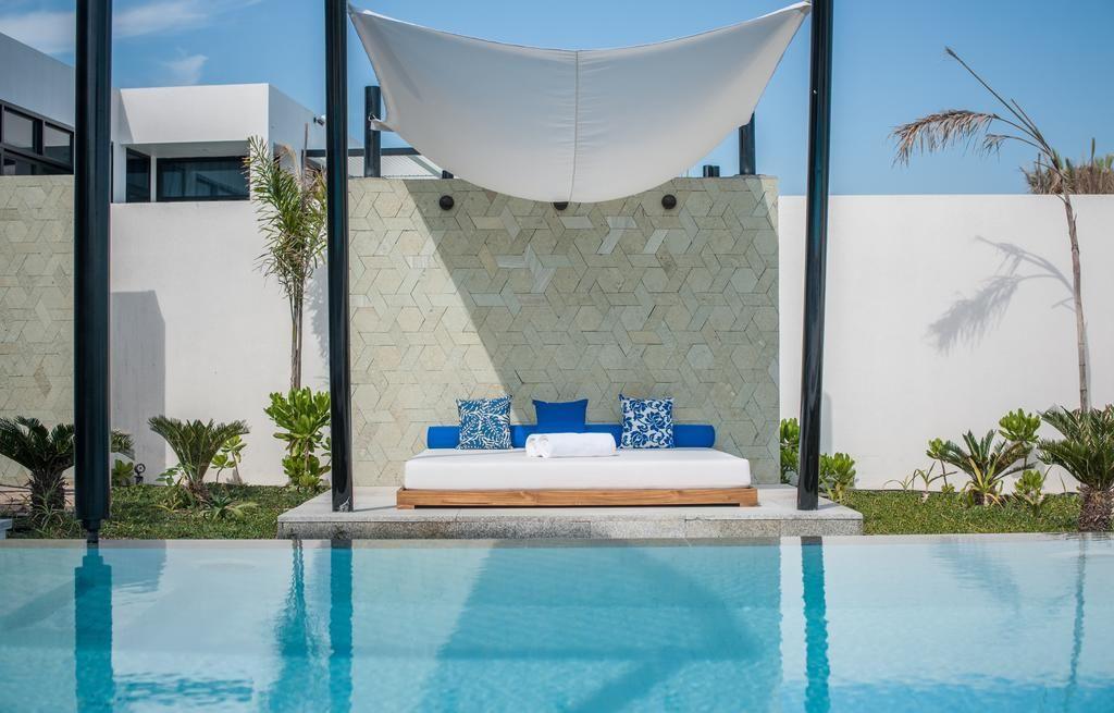 منتجع جزيرة زايا نوراي أبو ظبي الإمارات Island Resort Resort Beach House Exterior