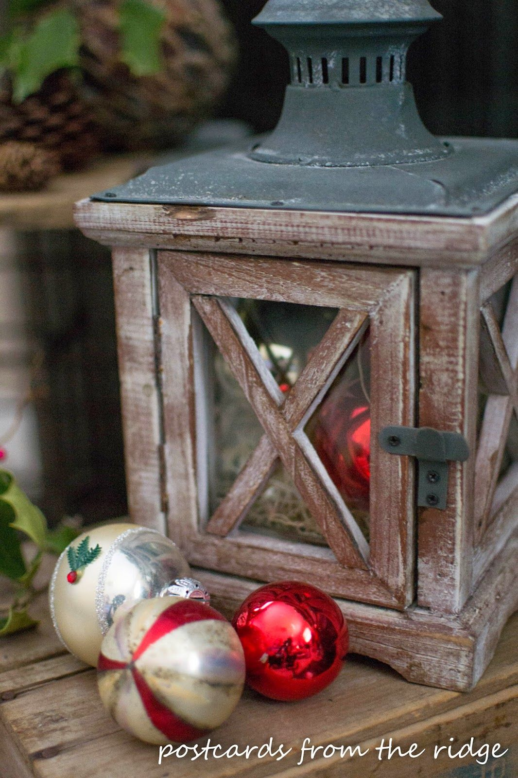 Postcards from the Ridge: Home for the Holidays ~ 2014 Christmas Home Tour