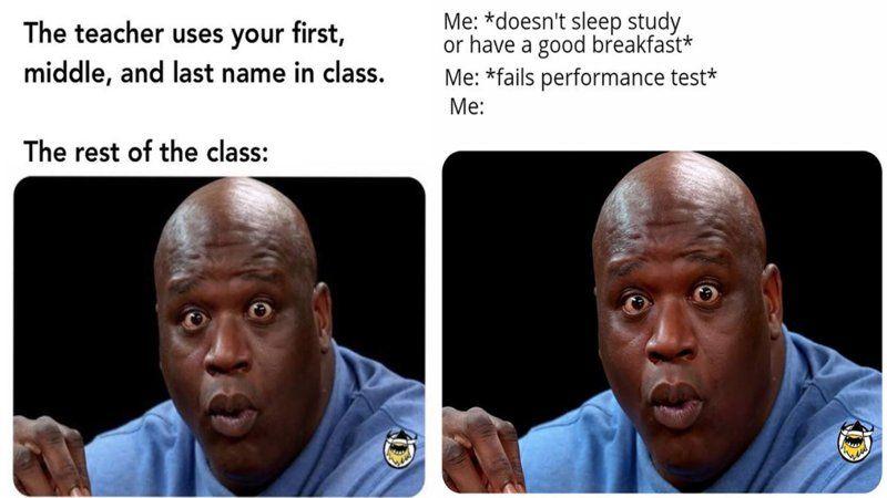 "The Best of ""Surprised Shaq"" Memes   Memes, Shaq meme, Shaq"