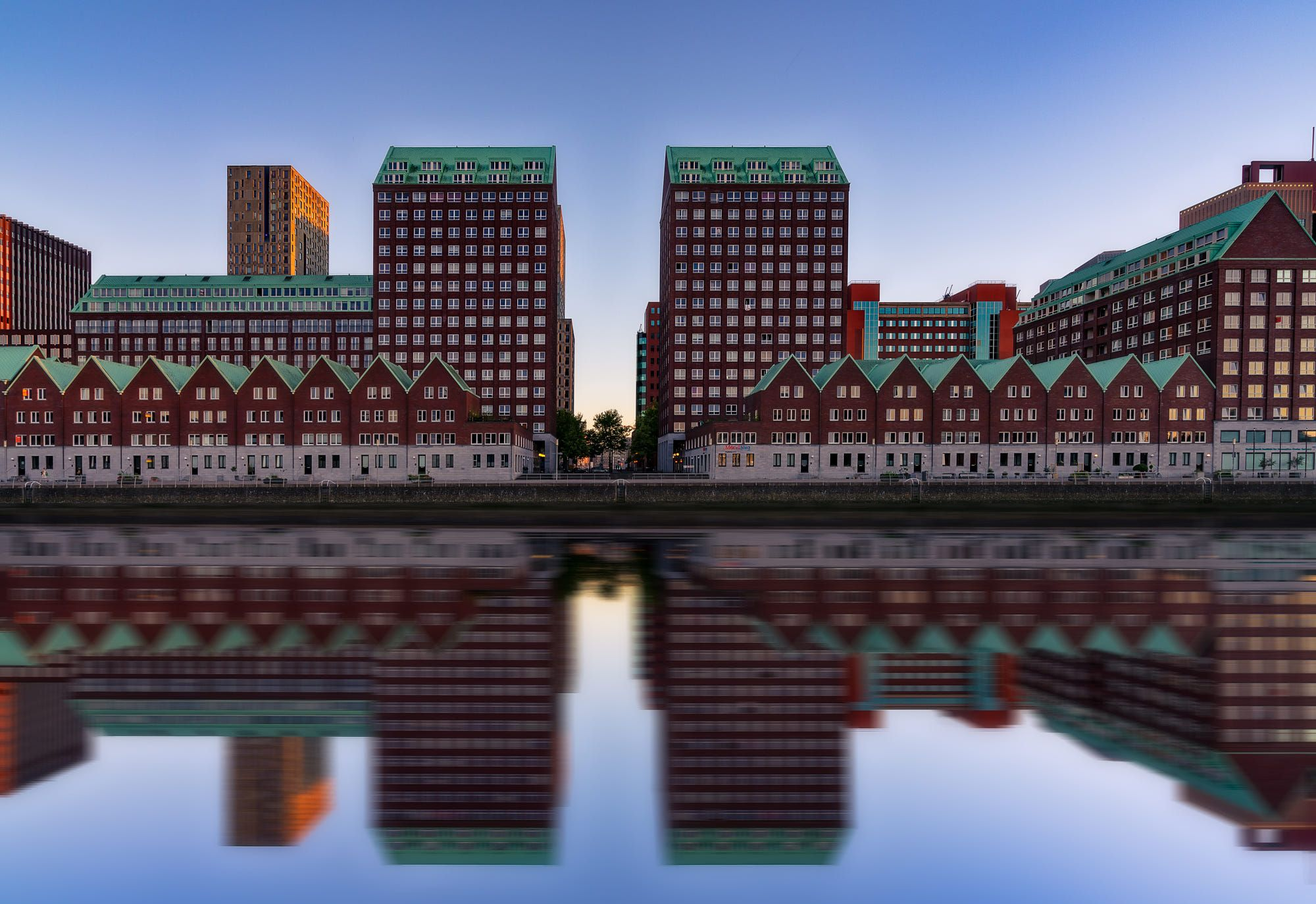 Rotterdam by Remo Scarfò on 500px Nederland, Rotterdam