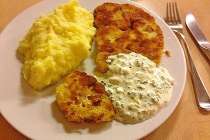 Cauliflower schnitzel by Schattenherz | chef