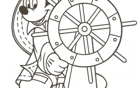 Disney Cruise Ship Coloring Pages Coloring Book Pages
