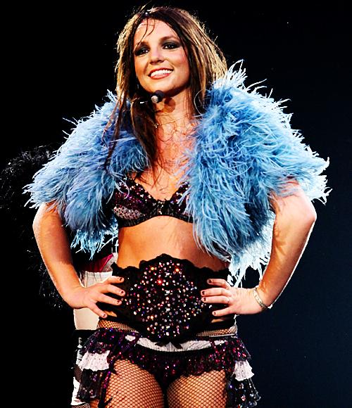 Britney spears circus tour vagina