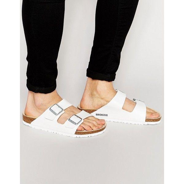 bcafb95876ba Birkenstock Arizona Sandals ( 89) ❤ liked on Polyvore featuring men s  fashion