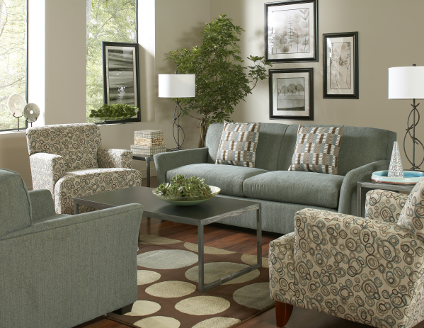 Cort Clearance Furniture   Seaspray Sofa and Chair ...