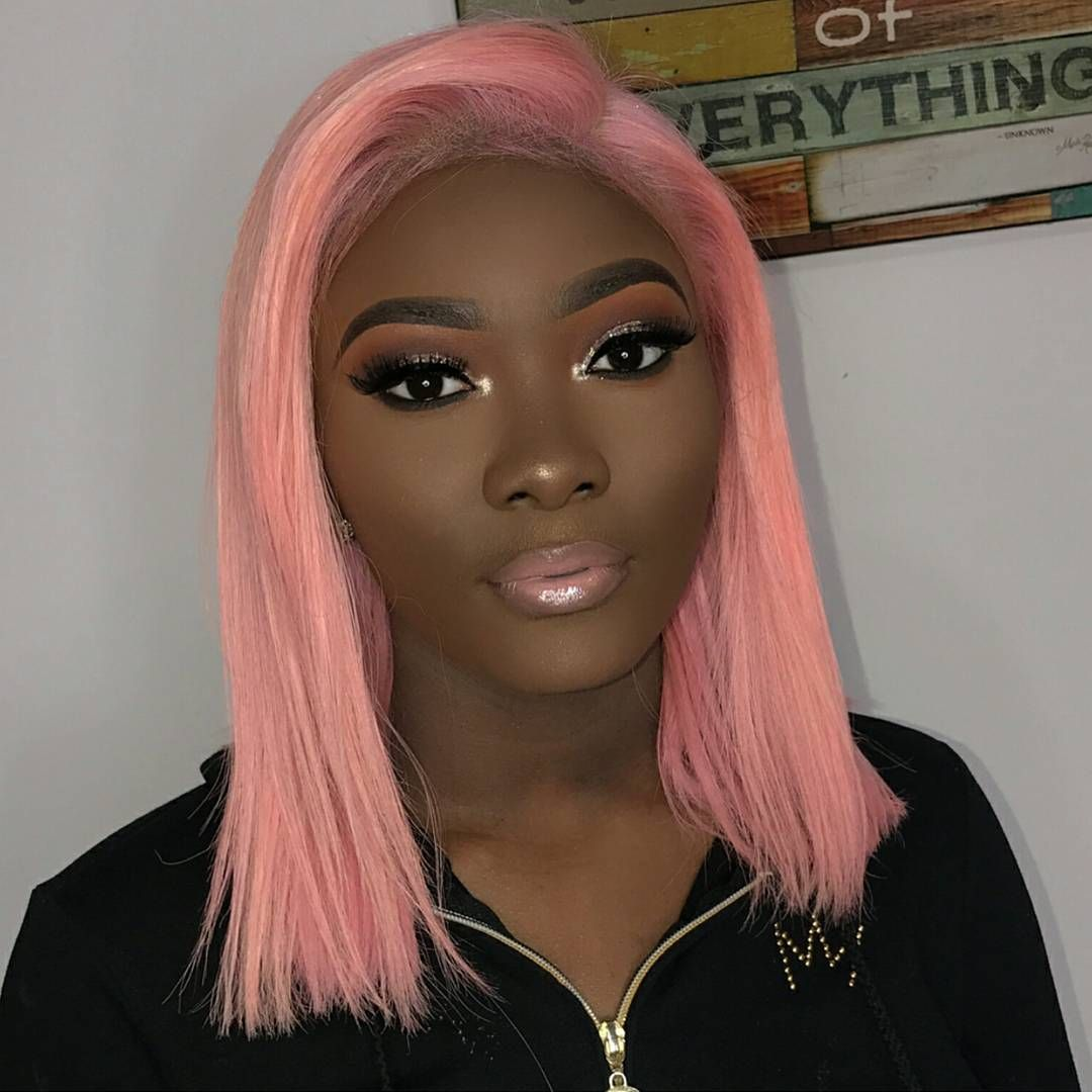 Pin by Ringnyuh Shey on Color Hairstyle(wigs or natural