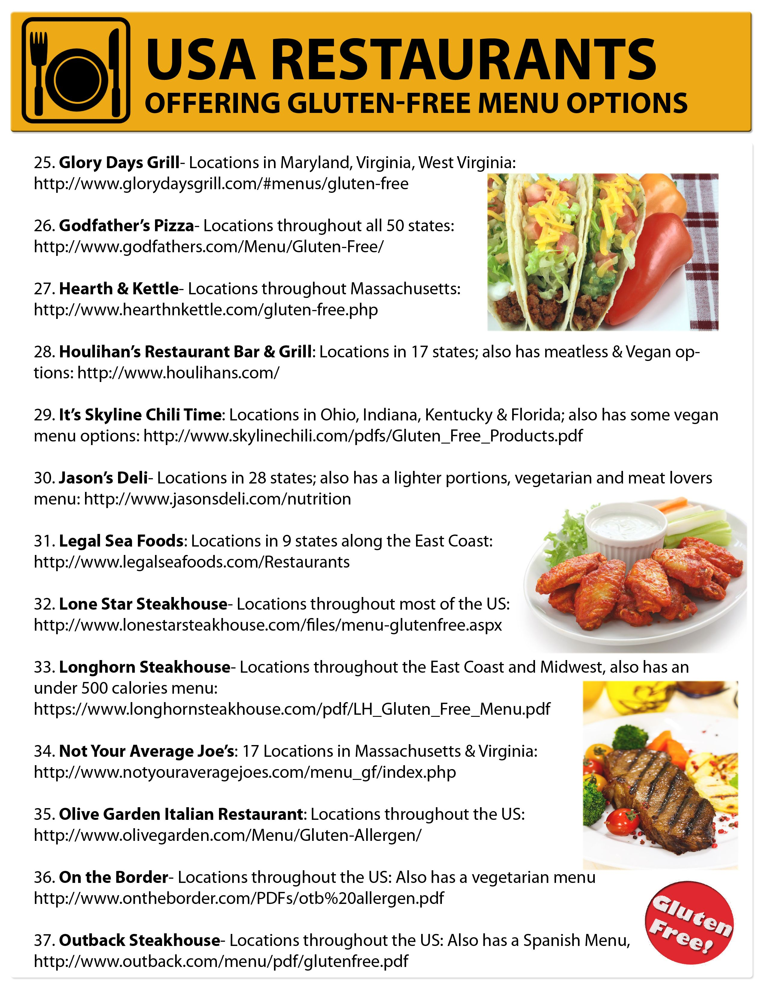 Lone star steakhouse gluten free menu - Abercrombie and