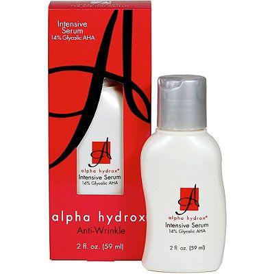 Alpha Hydroxintensive Serum 14 Glycolic Aha Top Skin Care Products Alpha Hydrox Serum
