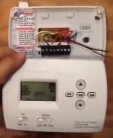 Air Conditioning Thermostats -- How To Wire A Thermostat