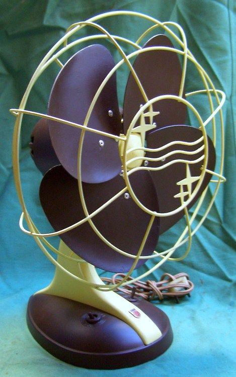 Philips Fan Backelite Ventilador Retro Abanicos