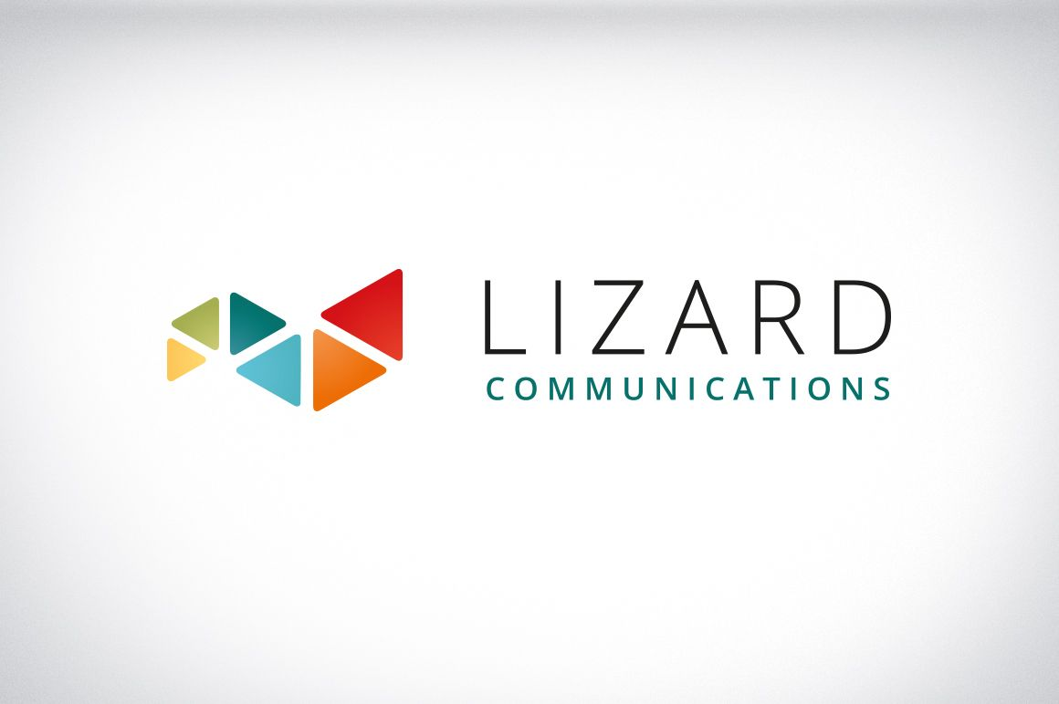 Lizard modern and minimalist logo lovely logos Minimalist typography