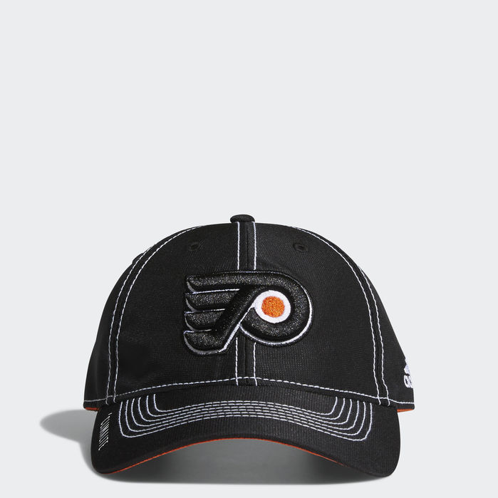 44ac42c42a589f Flyers Adjustable Slouch Dobby Hat in 2019 | Products | Hats, Hockey ...