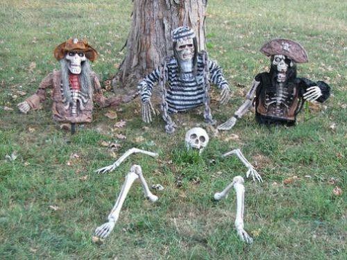 60 Coole Party Dekoration Im Garten Zu Halloween Halloween