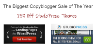 The biggest Copyblogger sale of the year