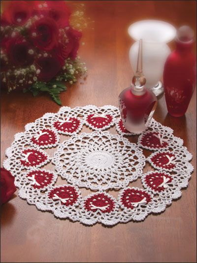 Ring Of Love Crochet Pattern Download From E Patternscentral