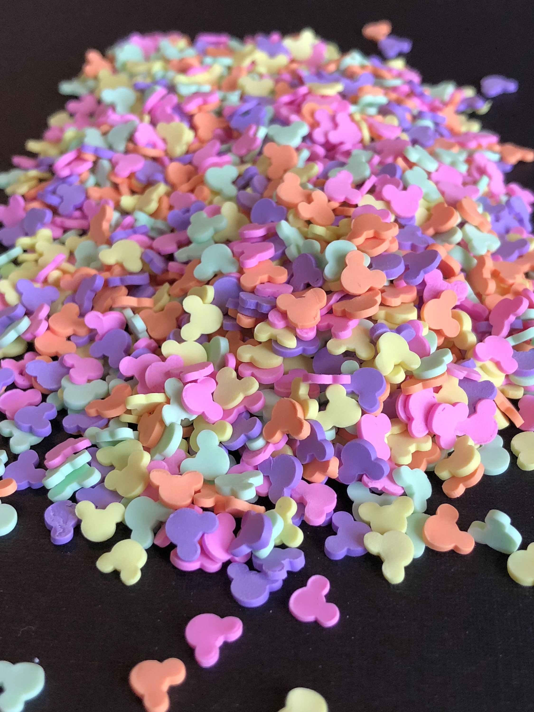 Slime charm - fake sprinkles - slime shops - sprinkles for