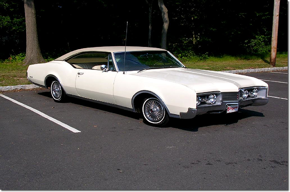1967 Oldsmobile Delta 88 Holiday Coupe  Cars  Pinterest  Coupe