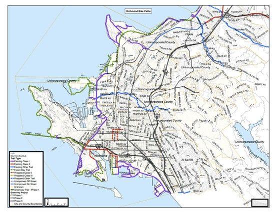 Richmond bike trail a downloadable pdf map provided by the city of richmond bike trail a downloadable pdf map provided by the city of richmond this gumiabroncs Gallery