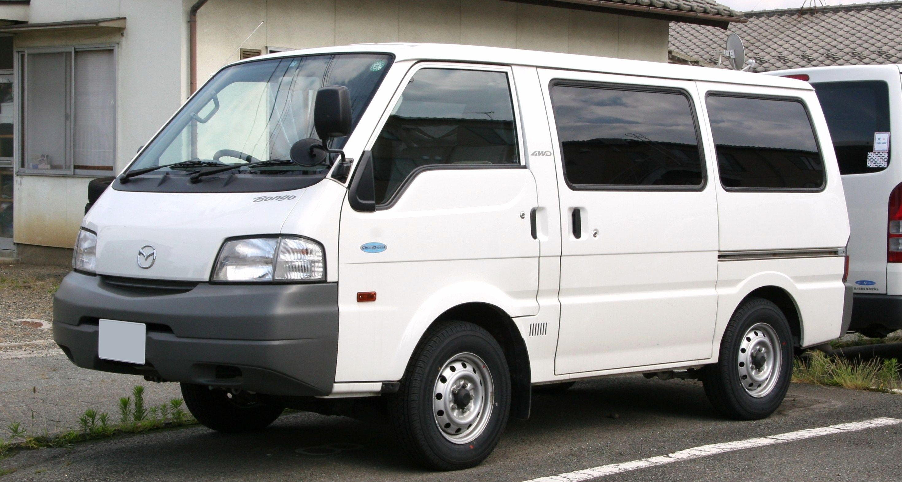 3c930e4cfc Mazda Bongo workshop repair manuals  detailed information on the repair and  adjustment of elements of