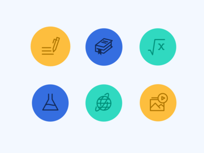 How Icons Icon Math Problem Solving Icon Design