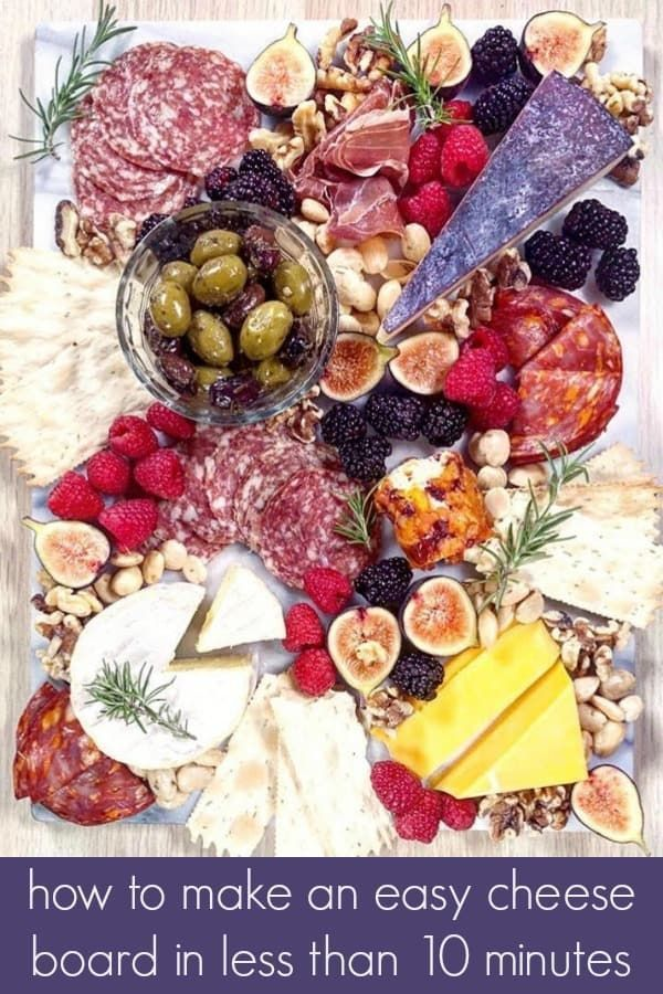 how to make an easy cheese board | off the eaten path DIY Cheese Board! A cheese board is an easy,
