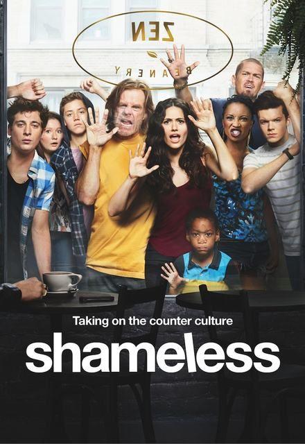 Shameless Us Show Poster Series E Filmes Filmes Serie De