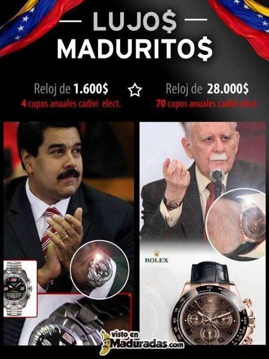 Lujo$ madurito$