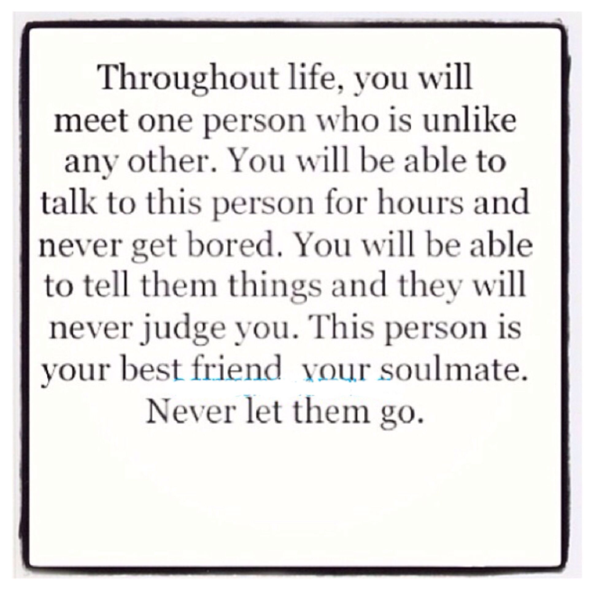Best friend soulmate Quotes Pinterest