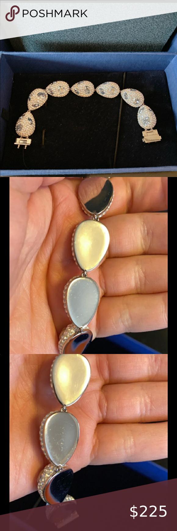 New Atelier Swarovski Moselle Bracelet NEW | Swarovski jewelry ...
