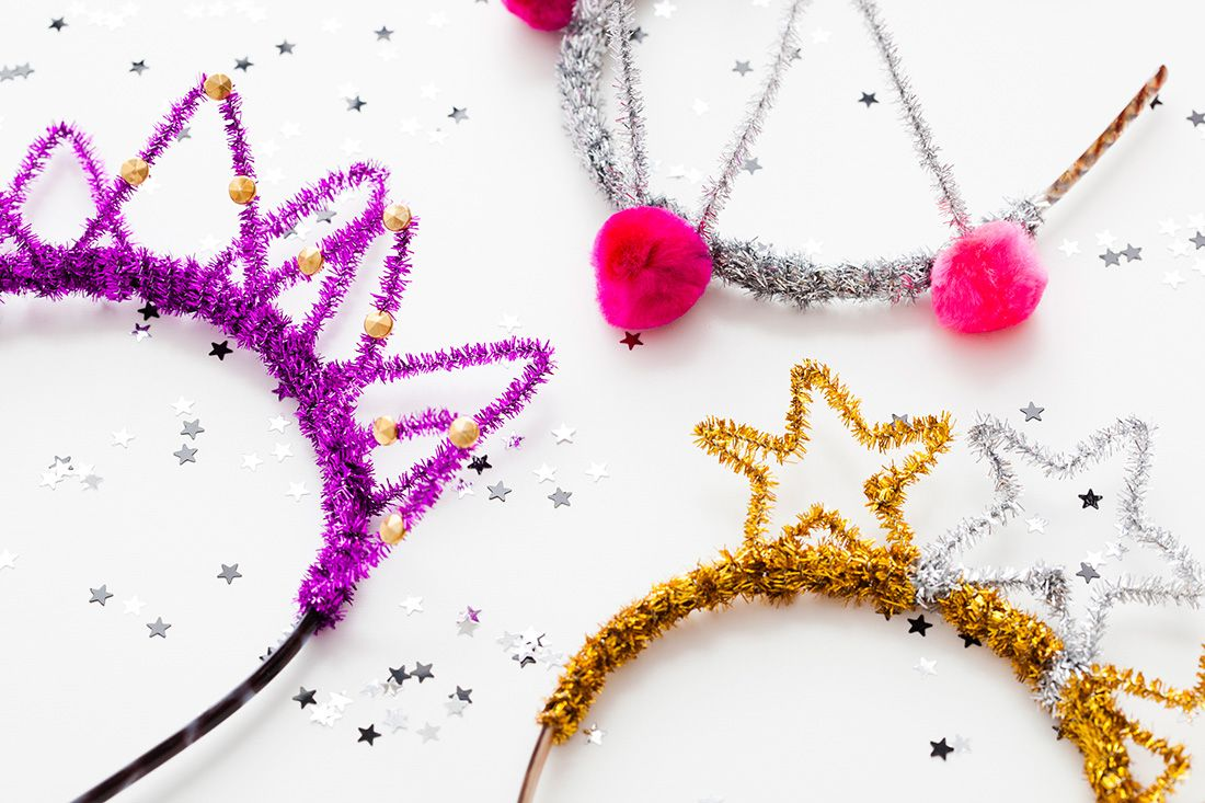14 New Year's Eve DIYs to Try Before 2016 | Diy party ...