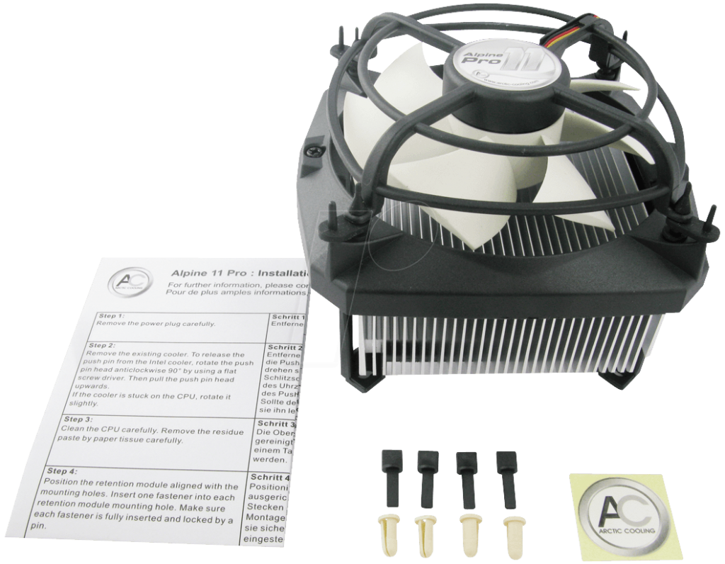 5 Best CPU Coolers Air and Liquid Cooling Systems (June