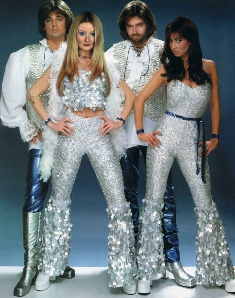 Ring Ring Lyrics Abba Costumes Disco Costume Queen Outfit