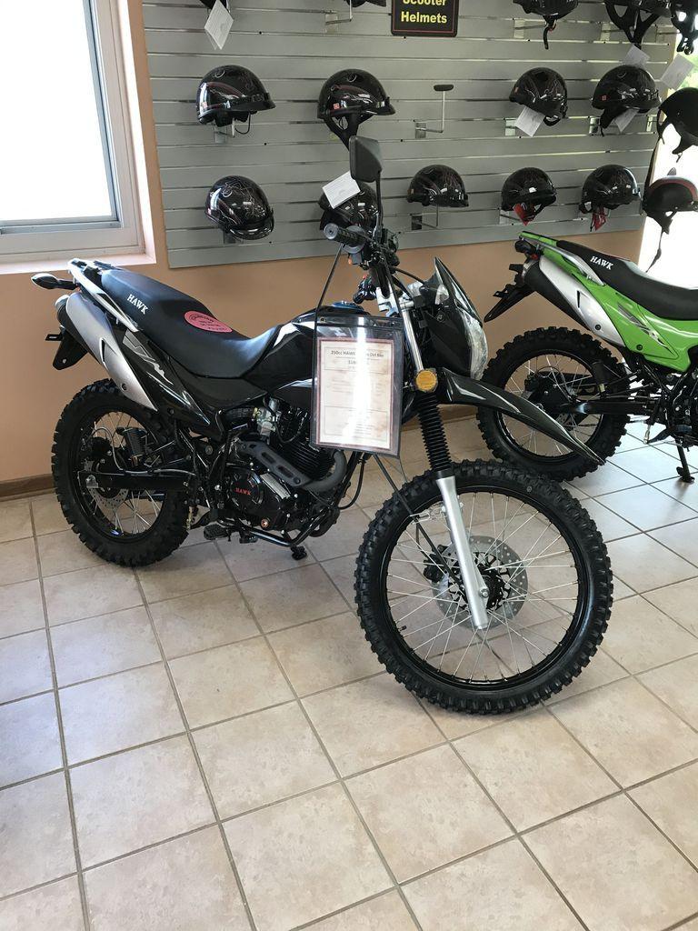 2020 Road Legal RPS Hawk 250cc Enduro Motorcycles Dual