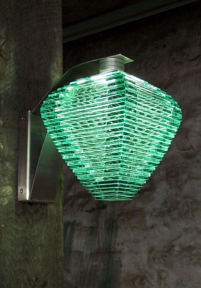 LANTERN LED WALL LIGHT Modern Glass Wall Light Decorative Indoor
