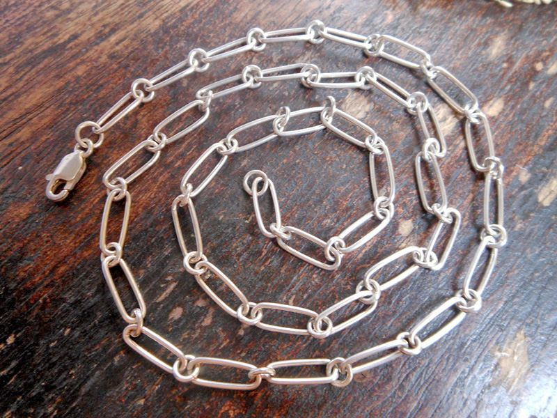 option length 925 SOLID Silver 1.6mm FIGARO 3+1 Chain