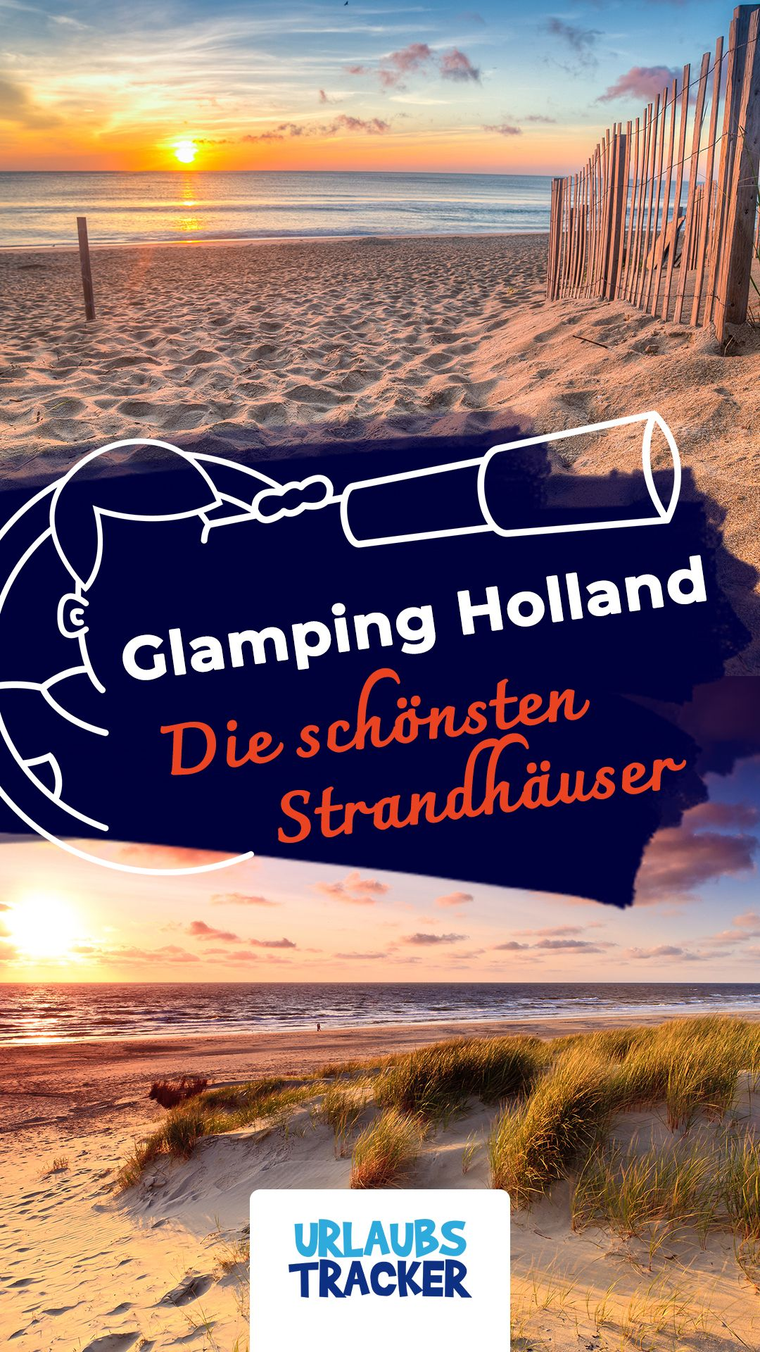 Photo of 😎 Glamping on the beach: The most beautiful beach houses in Holland
