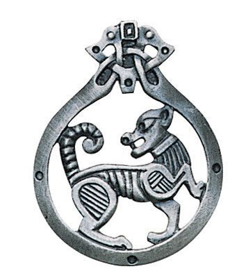 Sheiah Dog Pendant for Growth & Development