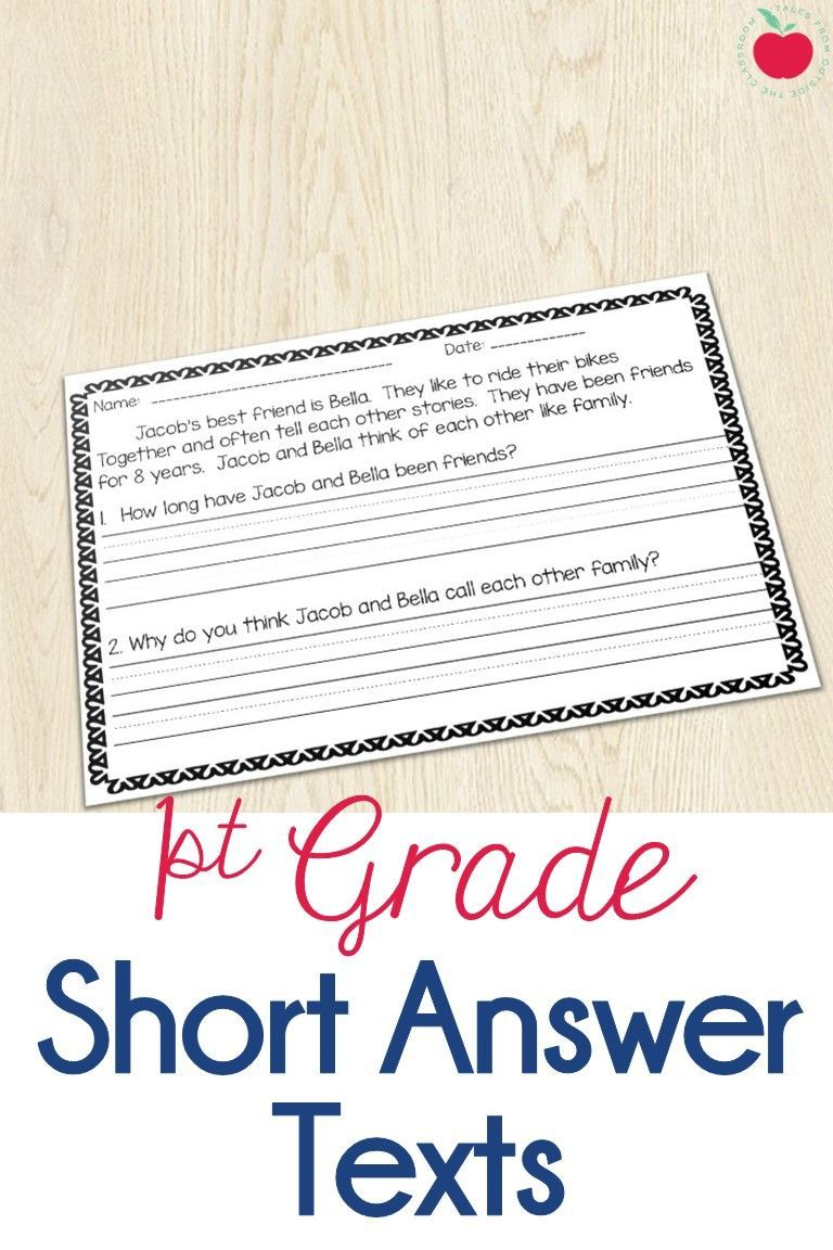 Reading Comprehension With Open Ended Questions 1st Grade Restate The Question Citing Text Evidence This Or That Questions Text Evidence [ 1152 x 768 Pixel ]