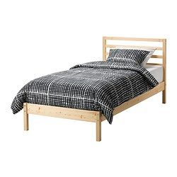 tarva bed frame sultan lury ikea super inexpensive twin bed from ikea for