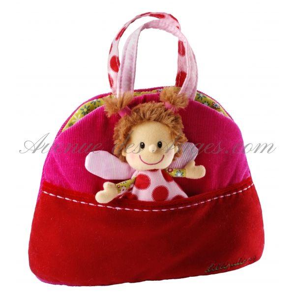 Liz Sac A Main Reversible De Lilliputiens Un Ravissant Jouet De Petite Fille Pour Faire Comme Maman Sac A Main Cadeaux Pour Petite Fille Sac
