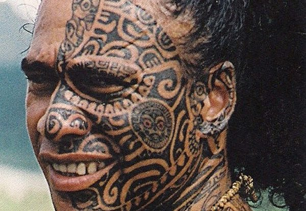 Why Do Maori People Tattoo Their Faces