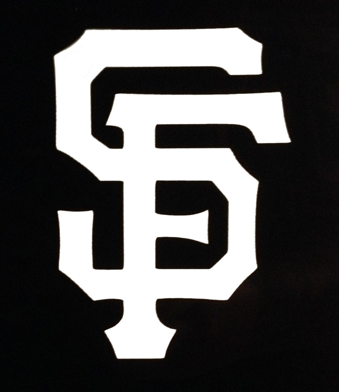 San Francisco Giants Sf Logo Small Medium Etsy Giants Baseball Mlb Giants San Francisco Giants