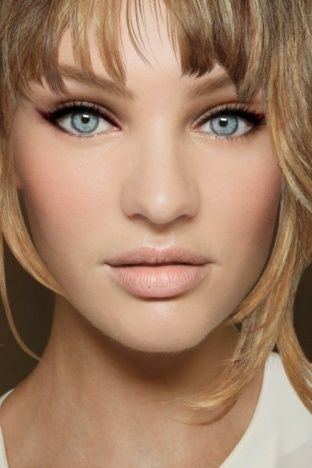 How to apply eyeliner to suit your eye shape.