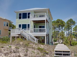 Ocean Front Beach House Pet Friendly Community Pool Vacation