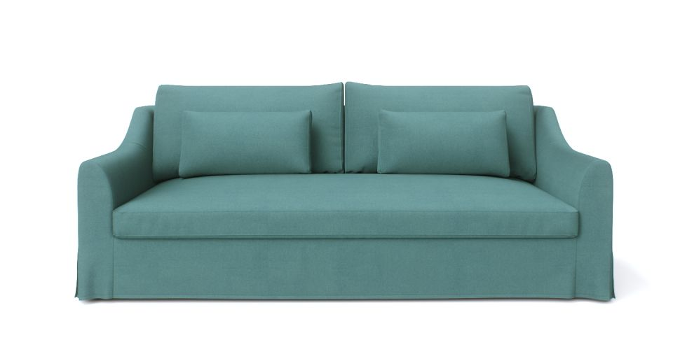 Farlov 3 Seater Sofa Cover | Living Space | Sofa, Sofa ...