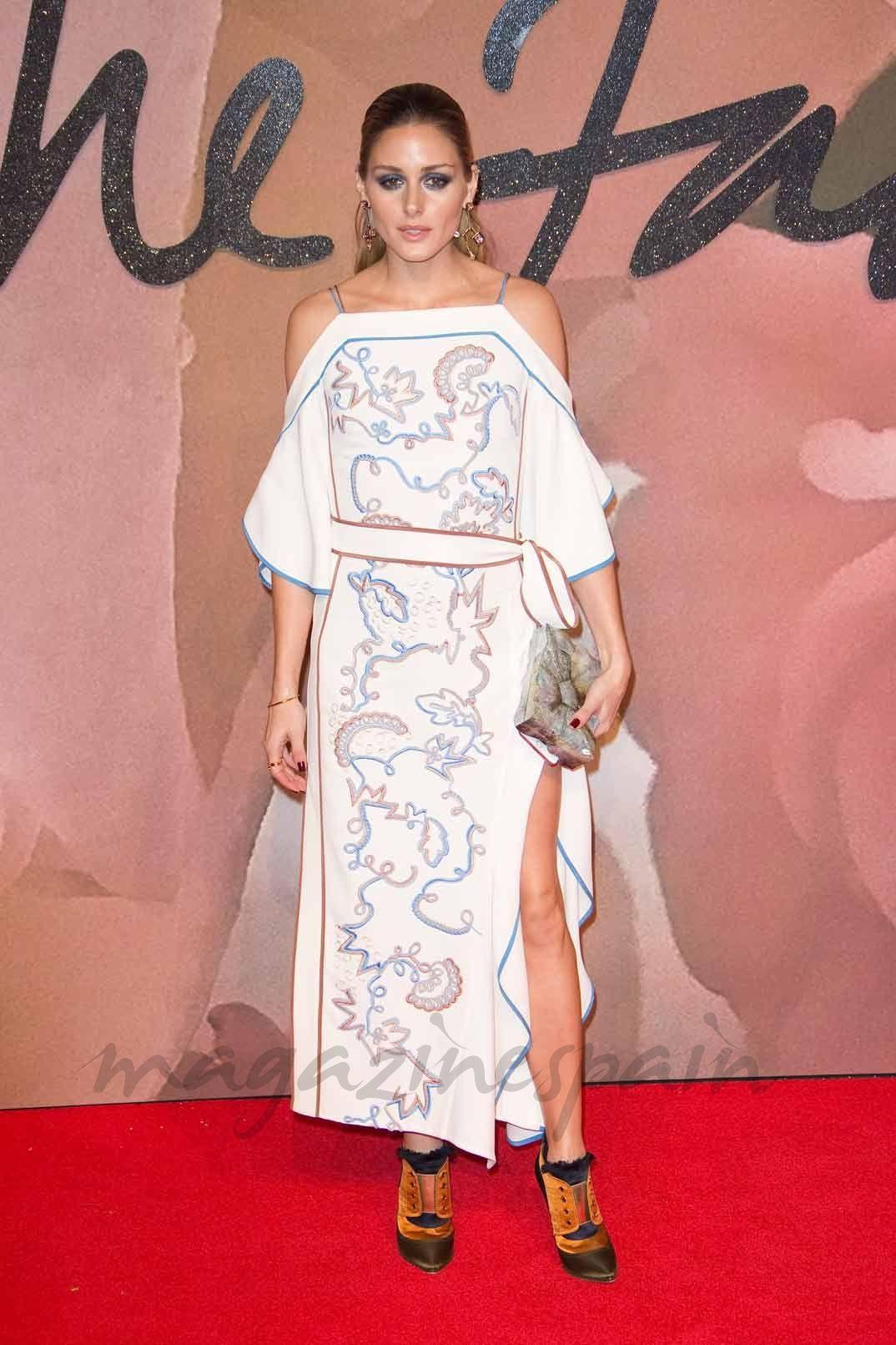 Gigi Hadid elegida mejor modelo del año, en los premios Fashion ...