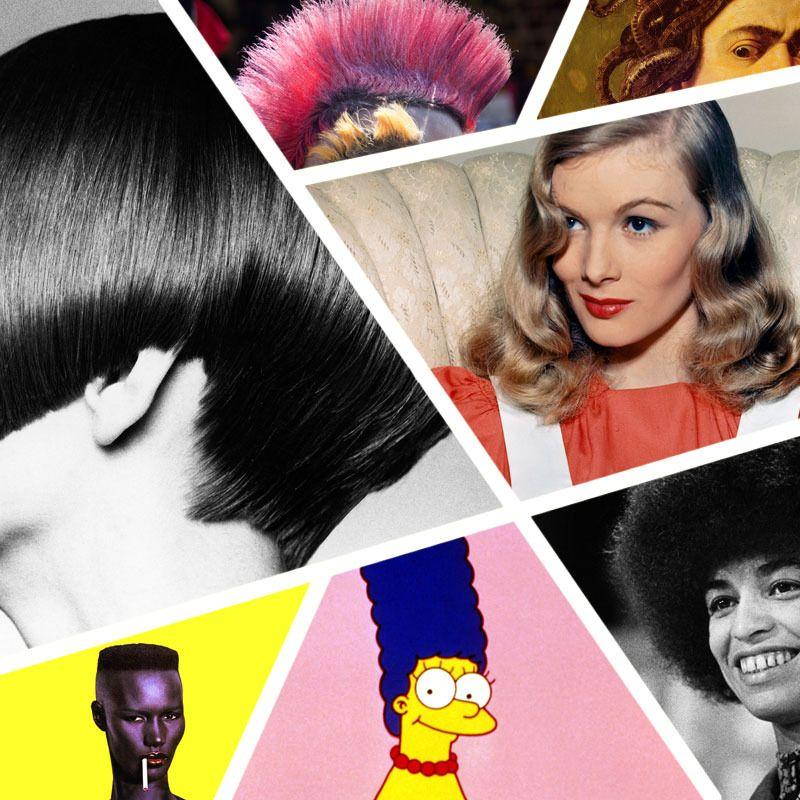 iconic hairstyles of