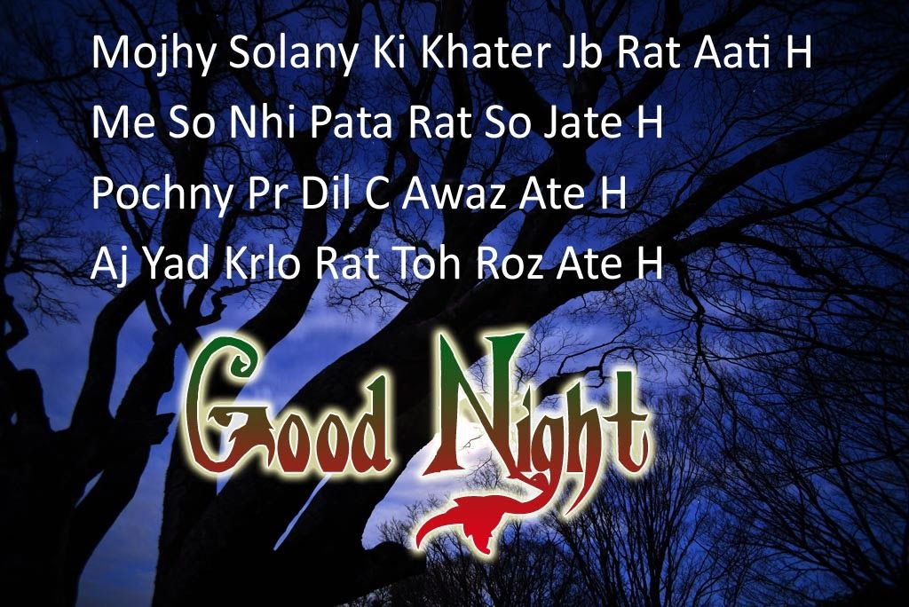 Romantic Good Night Quotes,Messages In Hindi For