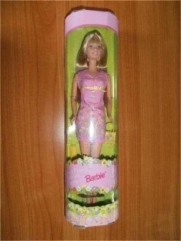Bloemen barbie nieuw in doos | barbies en kleding/ setjes
